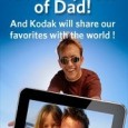 Check this out! Kodak. LOVES. Dads! And to prove they do, they have a couple of cool promotions going on now, leading up to Father's Day. First off, you can […]